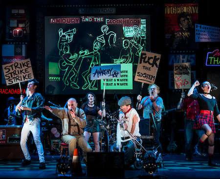 Graeae Theatre Company.