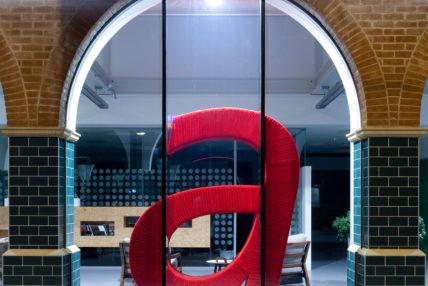 Image of Bradbury Studios letter 'A'