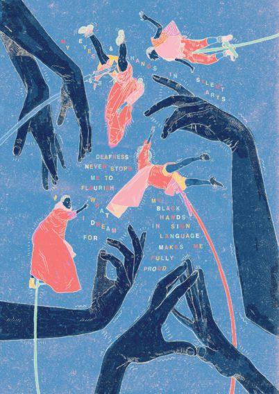 David Ellington by Anna Higgie
