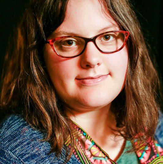 Head shot of Sarah Gonnet