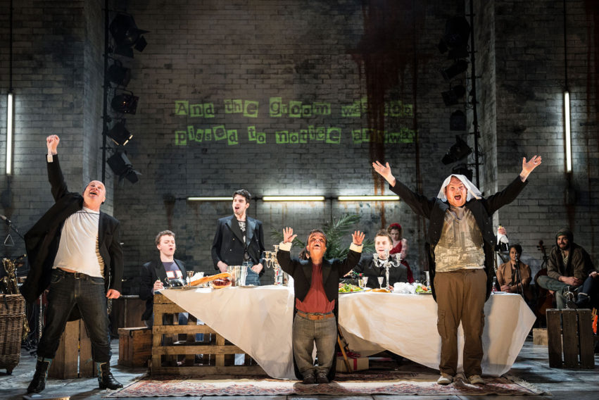 The Threepenny Opera, 2014.