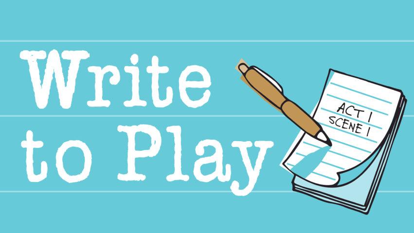 Image of Write to Play logo