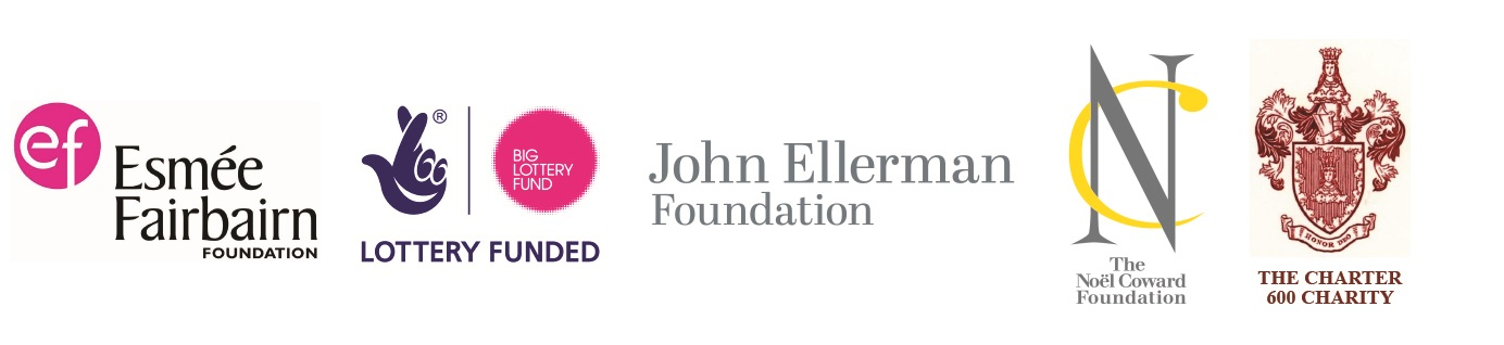 Year 1 funder logos