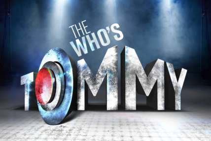 The Who's Tommy logo