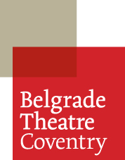 Belgrade Theatre Coventry logo - colour