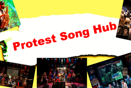 Protest Song Hub