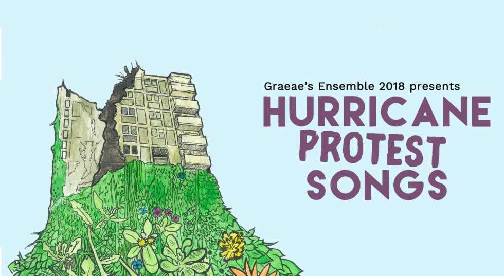 Graeae's Ensemble 2018 presents Hurricane Protest Songs