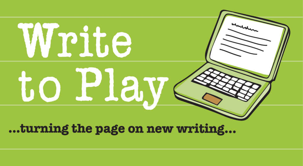 Write to Play - turning the page on new writing