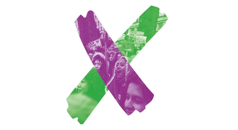 Courage Everywhere X Symbol