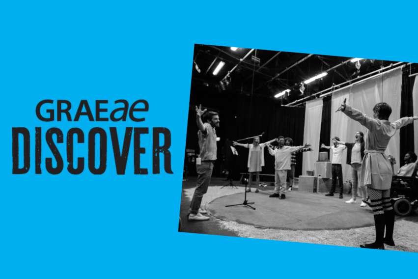 Graeae Discover (short course)