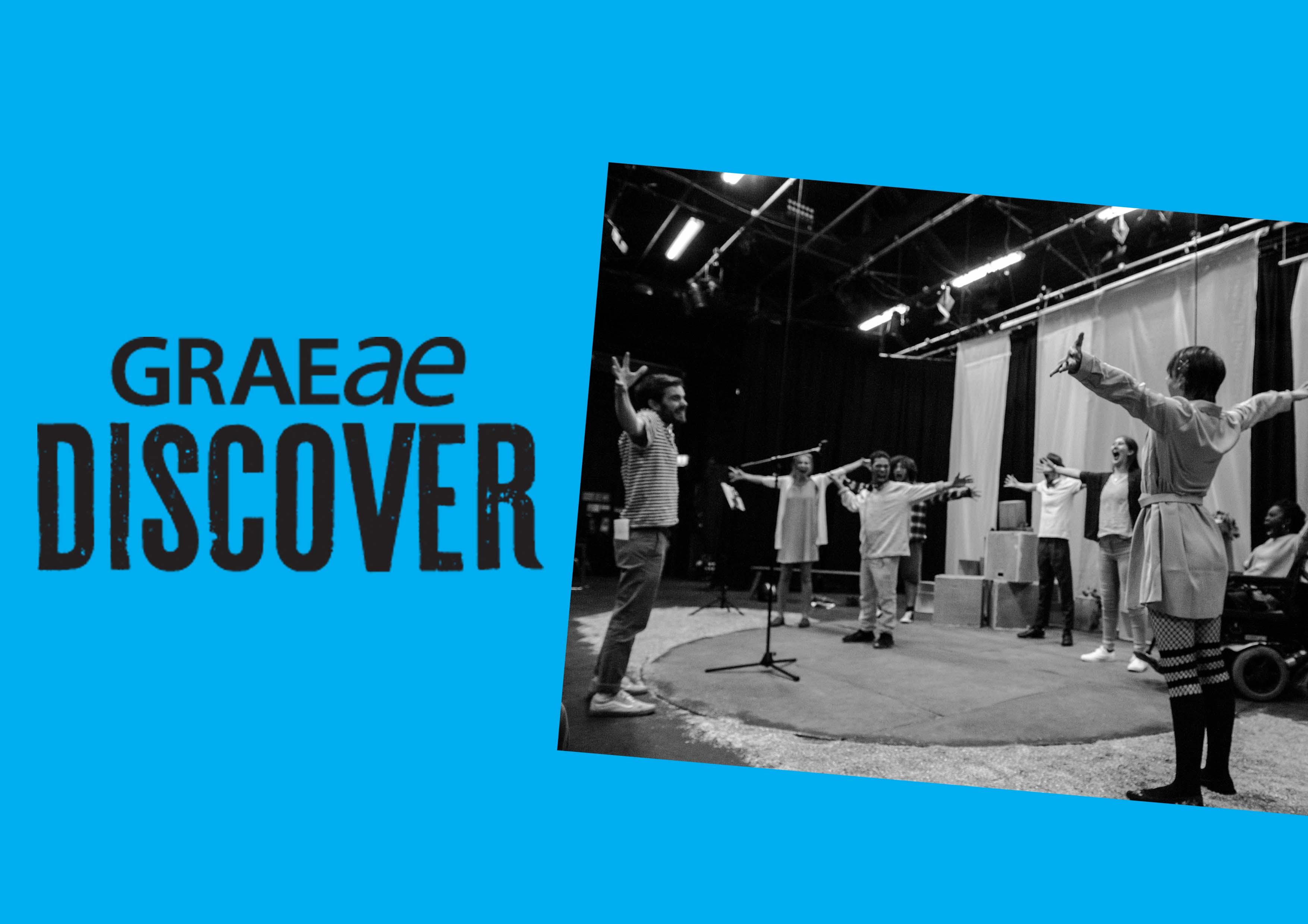 Discover (short course) - Graeae