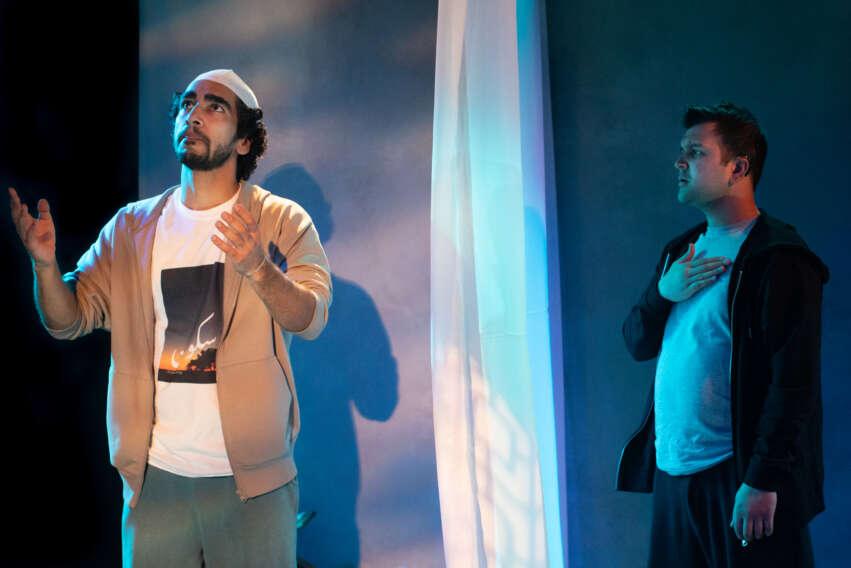 Zaqi Ismail and Safyan Iqbal,10 Nights, photo Ali Wright