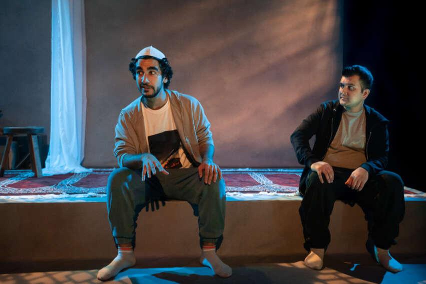 Zaqi Ismail and Safyan Iqbal, 10 Nights, photo Ali Wright