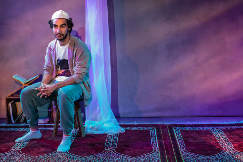 Zaqi Ismail, 10 Nights, photo Ali Wright