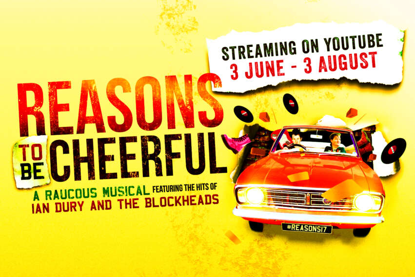 Reasons To Be Cheerful - Available FREE online!