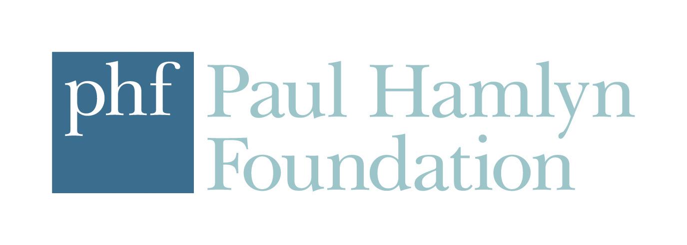 Logo for Paul Hamlyn Foundation